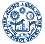 Seal of the Grand Lodge of New Jersey